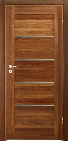 ALPY 5 - drewno klejone warstwowo, szkło matowe, zawiasy nawierzchniowe lub ukryte