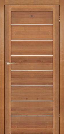 KUBA 7- drewno, lakier bezbarwny, szkło akrylowe matowe