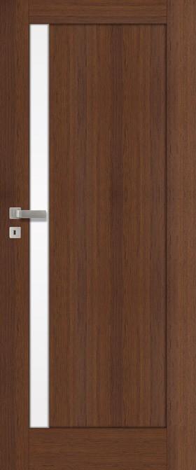 Fortimo W01S1, drzwi bezprzylgowe, szyba matowa