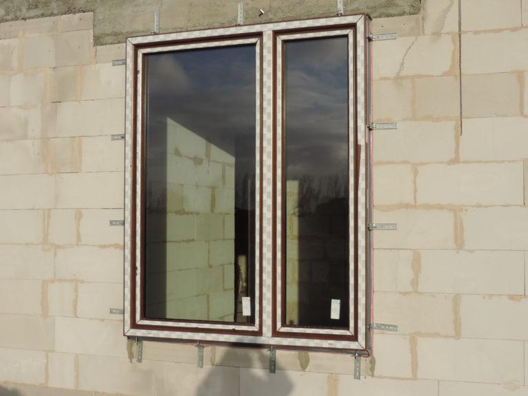 4. rozmieszczenie wszystkich konsol wokł okna dwuskrzydłowego
