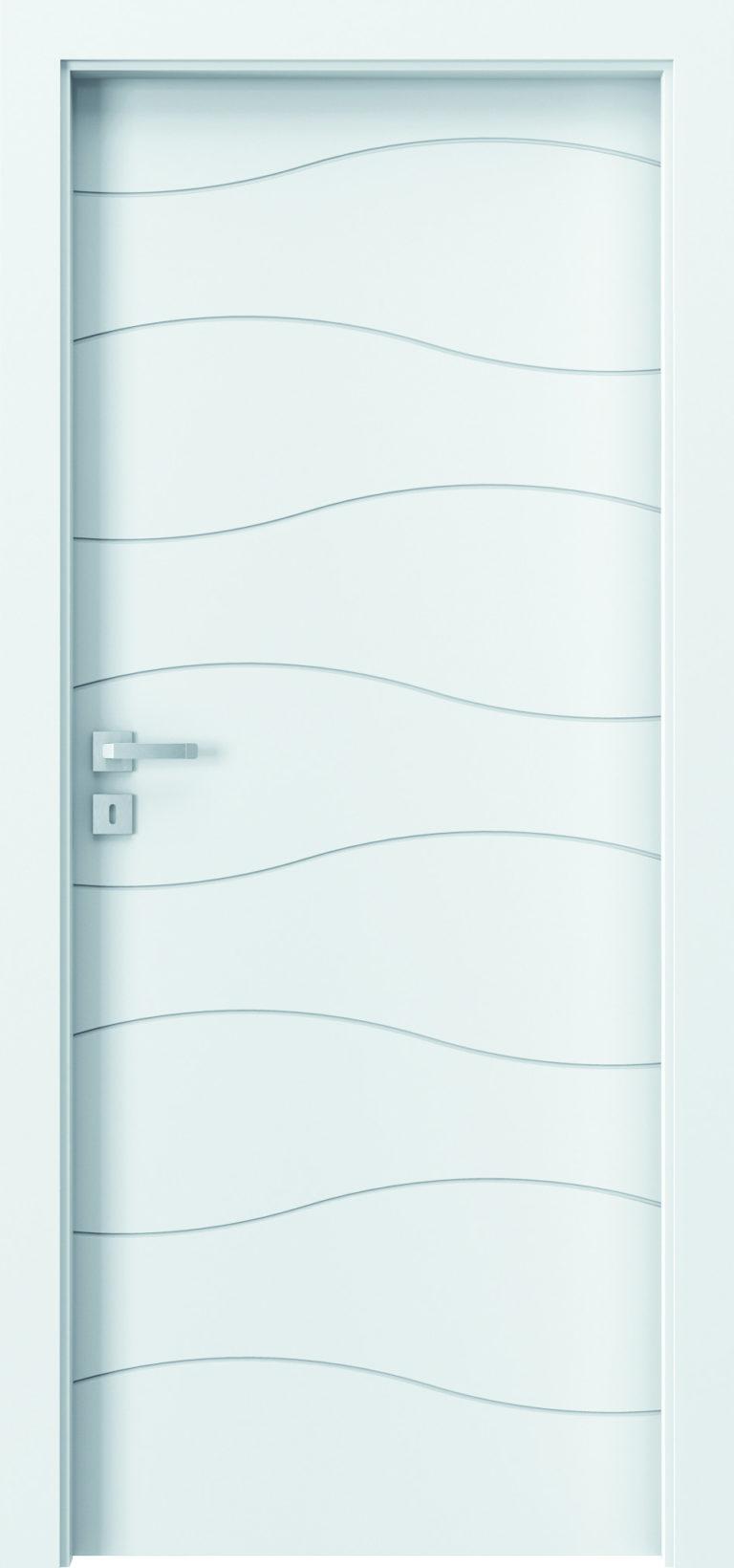 Porta Vector X, lakier, delikatne frezowania, w systemie przylgowym i bezprzylgowym, przesuwnym