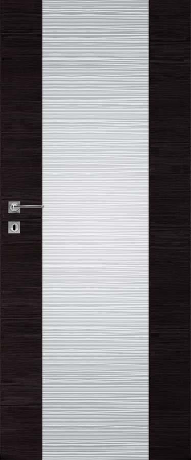 drzwi z dużą szybą szyba ornamentowa