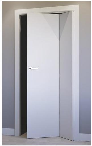 drzwi składane