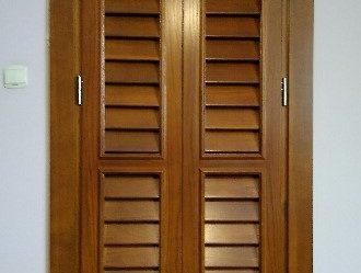 drzwi do garderoby wykonane na wymiar